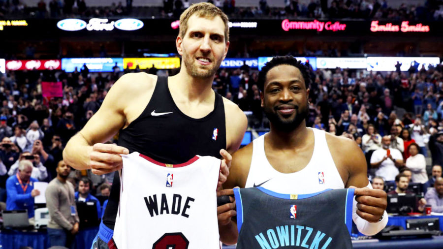 A Great Ending for Dwyane Wade and Dirk Nowitzki