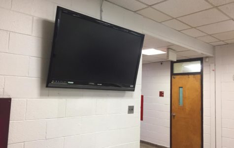 Wayne Hills Installs TV Screens Throughout Halls