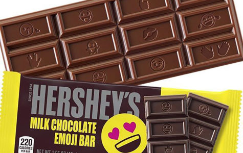 Hershey's Chocolate Bar Changing for the First Time