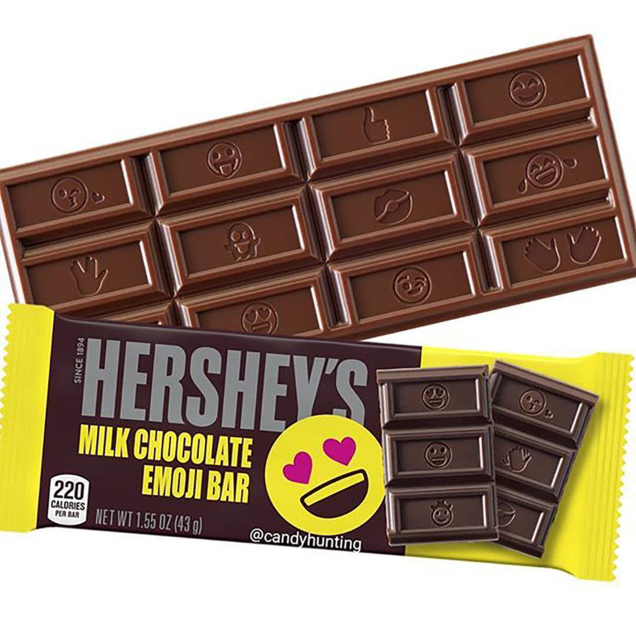 Hershey%27s+Chocolate+Bar+Changing+for+the+First+Time