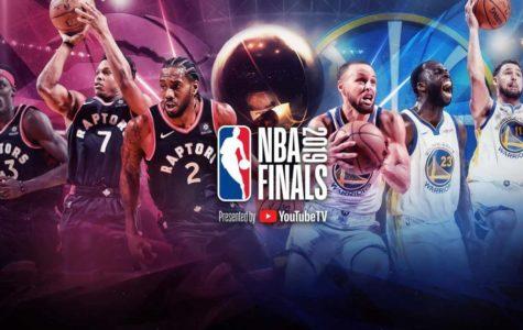 NBA Finals: Raptors vs. Warriors