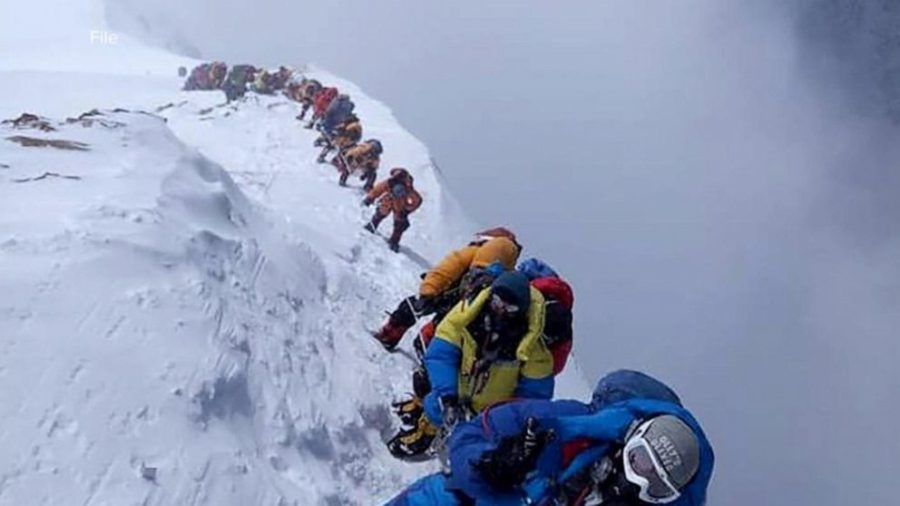 11th Climber Dies on Mount Everest This Year