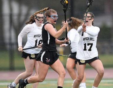 Lax Teams Advance to County 'Ship