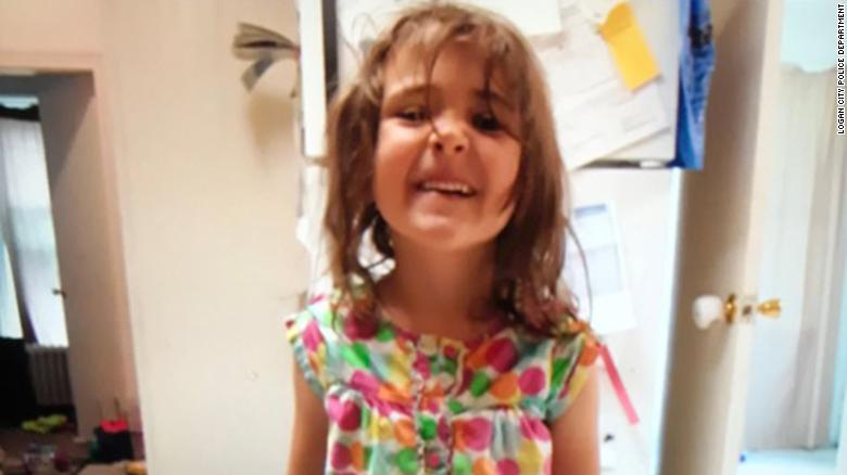 Body of 5 Year old Girl found in Utah