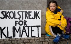 Greta Thunberg, the Face of the Youth's Cry for Climate Change