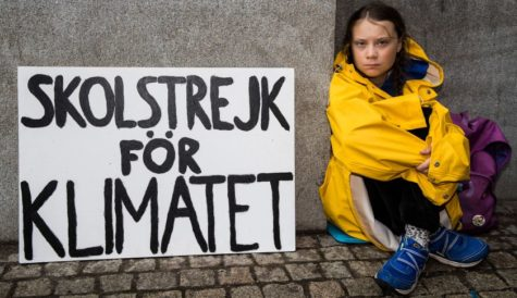 Greta Thunberg, the Face of the Youth