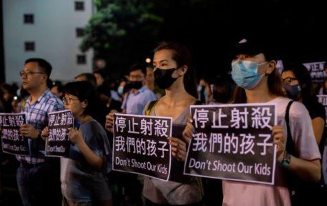 Hong Kong Police Shoot Teenager: City in Chaos