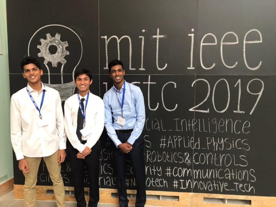 WHHS+Senior+Kaushik+Tallam+Recognized+For+Scientific+Achievements