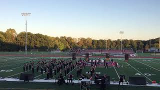 Wayne Hills Marching Band Takes Home Gold and School Record in Eventful Weekend