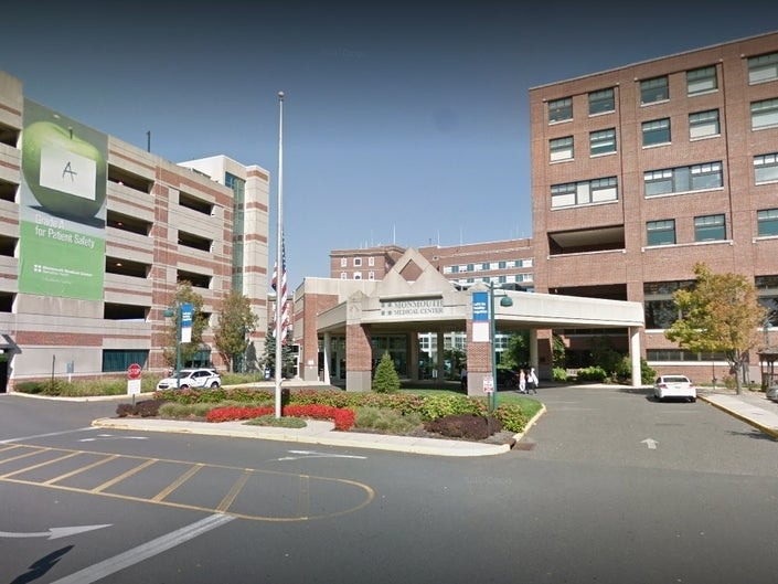 Monmouth+Medical+Center%2C+located+in+Long+Branch%2C+New+Jersey.