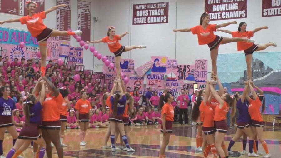 Wayne Hills Student Council Prepares for Spirit Week 2019