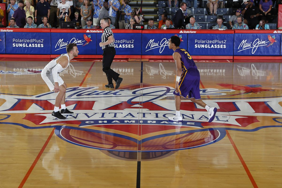 The Maui Jim Maui Invitational is one of the many great college basketball tournaments this November.