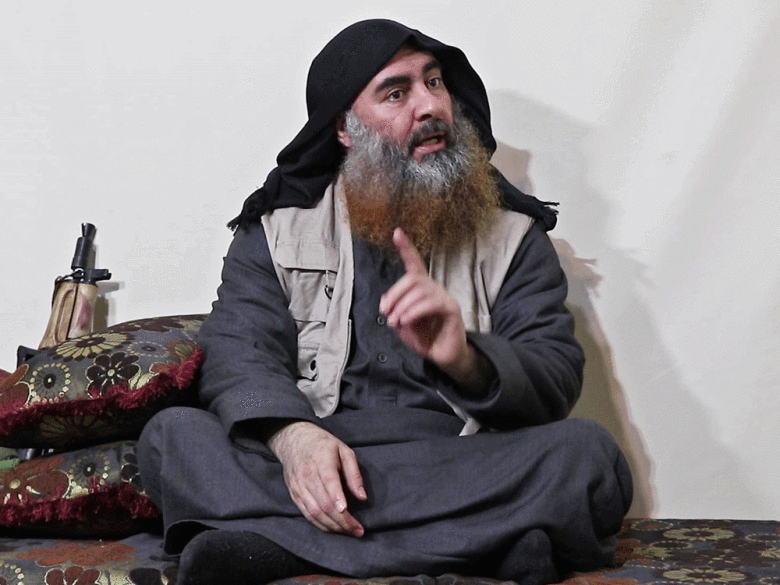 Isis Leader Abu Bakr al-Baghdadi Killed, Family Captured