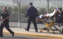 Student Opens Fire at California High School