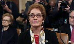 Marie Yovanovitch Testifies in Second Public Impeachment Probe Hearing