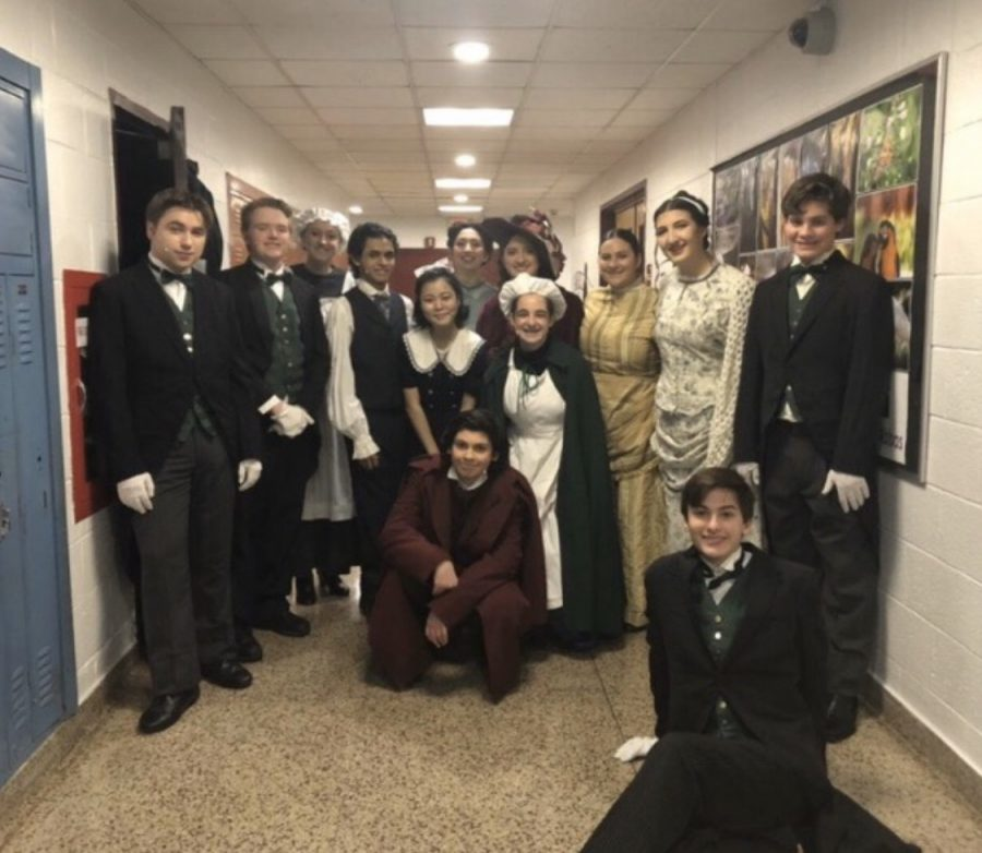 Wayne Hills' Winter Production; Chemical Imbalance