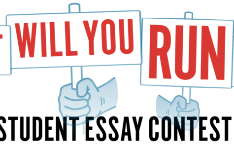 Scholastic News Student Essay Contest: What Will You Run For?