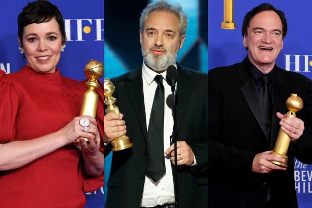 77th Golden Globes Recap