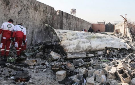 Aftermath of Ukraine Plane Shot Down By Iranian Missiles