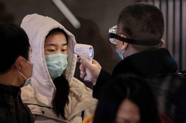 Coronavirus+Spreads+Outside+Asia