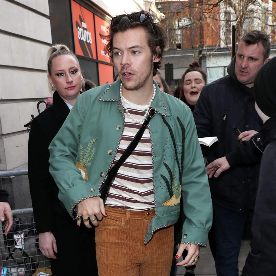 Harry Styles Mugged at Knifepoint
