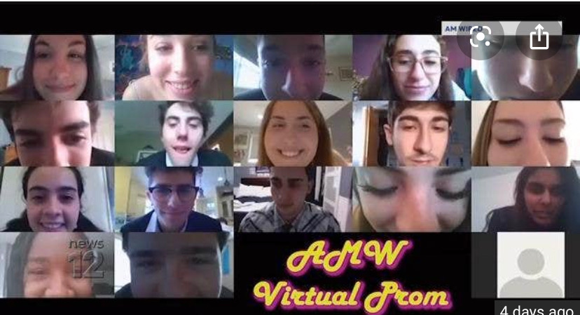 Livingston High Hosts A Virtual Prom