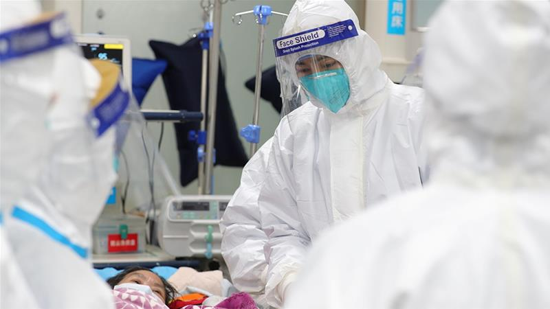 China reports a mild Coronavirus impact compared to other COVID-19 hotspots, including the United States.