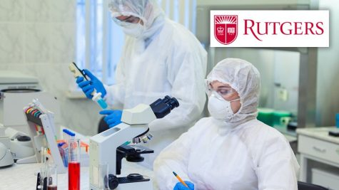 Rutgers University Develops Groundbreaking COVID-19 Saliva Test