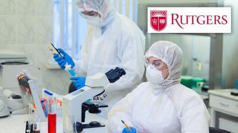 Rutgers University Develops Groundbreaking COVID-19 Saliva Test