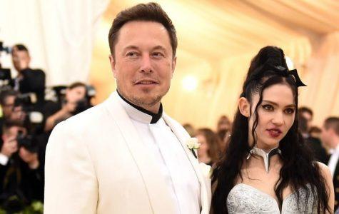 Elon Musk Names His Baby