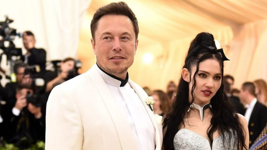 Elon Musk Names His Baby