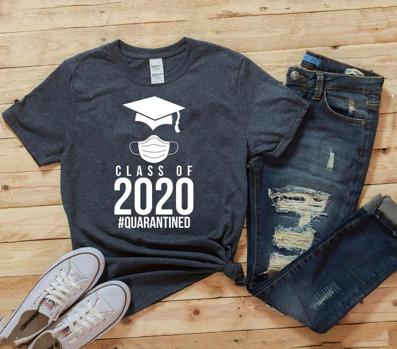 The WEA is offering free t-shirts similar to this one to the class of 2020!