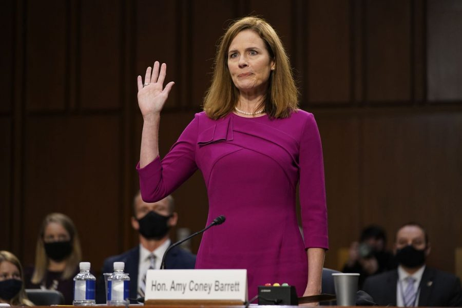 Opinion: Amy Coney Barrett