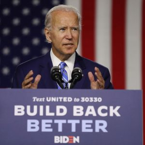 Editorial: The Patriot Press Endorses Joe Biden For President