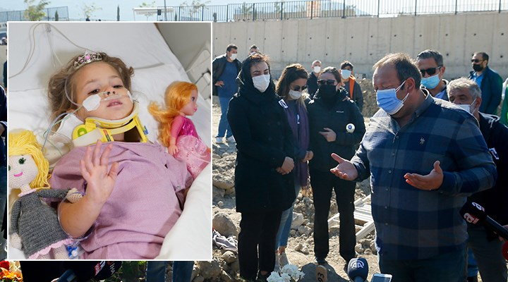 3-Year-Old Rescued 4 Days After an Earthquake from Rubble