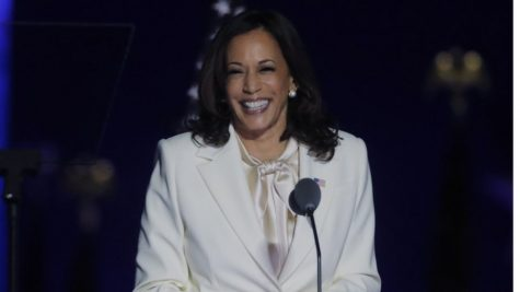 Kamala Harris: the First Woman and Person of Color to be Vice President