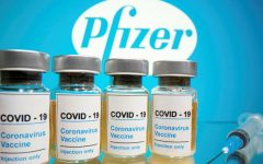 Navigation to Story: Pfizer and Moderna Develop Potential Coronavirus Vaccines
