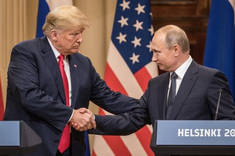 Putin Responds to Meddling in the 2020 U.S. Presidential Election