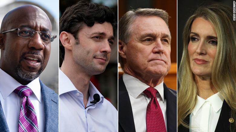 Georgia Senate Runoffs Draw National Attention