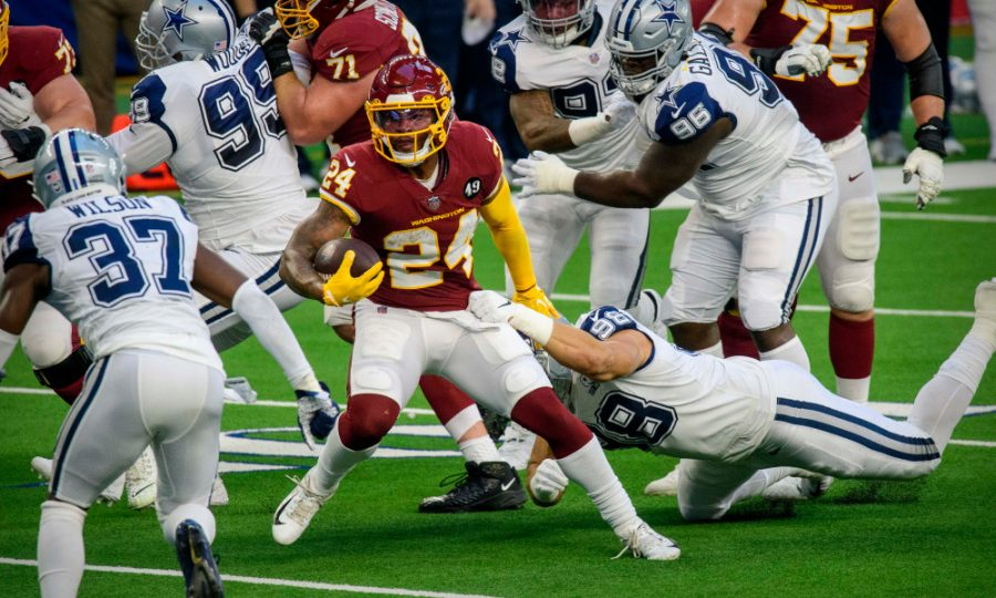 Washington Pulls Out a Big Win over Cowboys on Thanksgiving