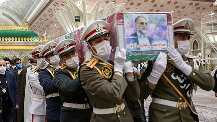 Assassination of Iran's Top Nuclear Scientist Creates Chaos in the Middle East