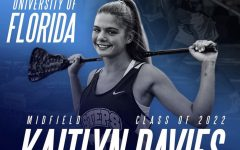 Junior Kaitlyn Davies Commits to the University of Florida for D1 Women's Lacrosse