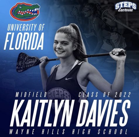 Junior Kaitlyn Davies Commits to the University of Florida for D1 Women