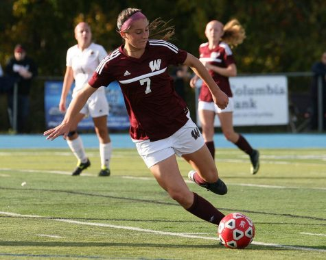 Senior Athlete Spotlight: Courtney Ruedt Soccer