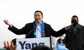 Andrew Yangs Bid for NYC Mayor