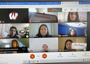 Results of This Year's Cross-Wayne Model UN Conference