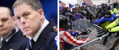 Officers Resign After Capitol Insurrection
