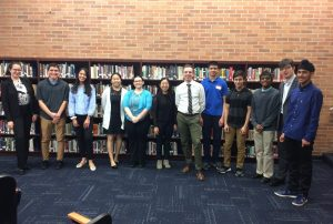 Model UN Will Attend a Virtual Conference with Wayne Valley High School