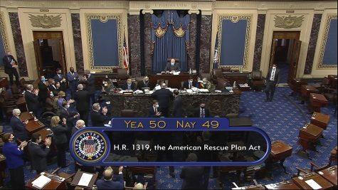 Senate Passes Third COVID-19 Relief Bill: The American Rescue Plan