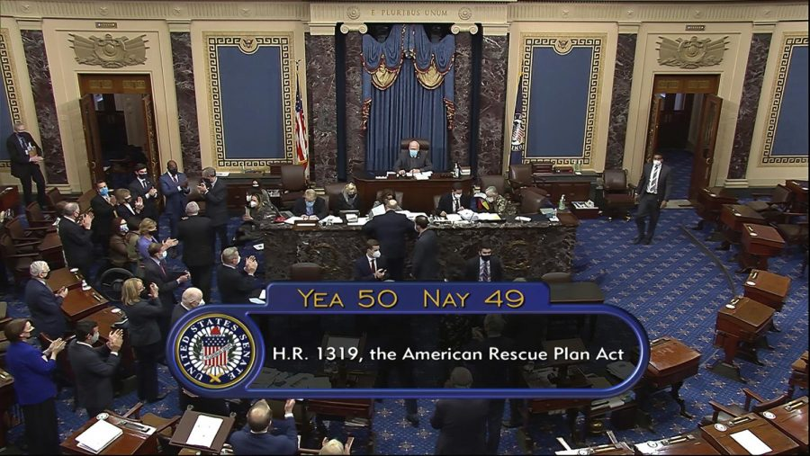 Senate Passes Third COVID-19 Relief Bill: The American Rescue Plan